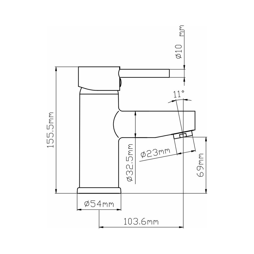 BATERIE LAVOAR+VENTIL SN-01 SANOBI NOBILA (1/10)